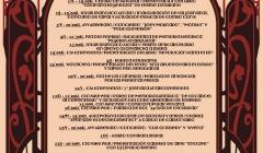 ZARAGOZA, ESPAÑA: PRESENTACIÓN MARZO ANARQUISTA