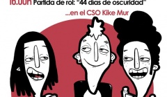 ZARAGOZA, ESPAÑA: ESTA SEMANA EN EL MARZO ANARQUISTA