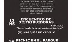 1° DE MAYO ANARQUISTA| CONTRA EL TRABAJO Y EL MUNDO QUE LO NECESITA