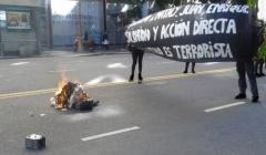 BUENOS AIRES, ARGENTINA: SOLIDARIDAD CON JUAN FLORES, NATALY CASANOVA Y ENRIQUE GUZMÁN