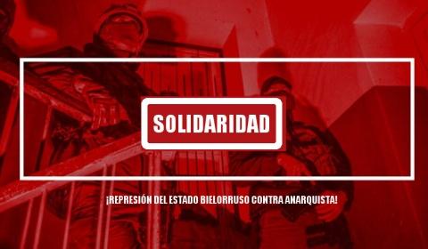 BIELORRUSIA: ANARQUISTA ARRESTADO Y DESAPARECIDO EN MINSK