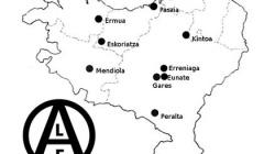 EUSKAL HERRIA: EL FRENTE DE LIBERACIÓN ANIMAL REIVINDICA ACCIONES CONTRA LA CAZA