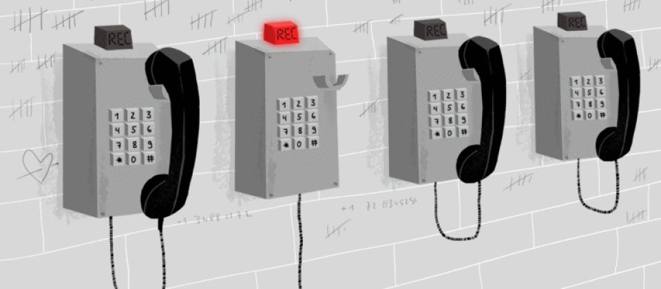 EE.UU.: COMUNICACIÓN RESTRINGIDA PARA ERIC: ¡LLAMA PARA AYUDAR!