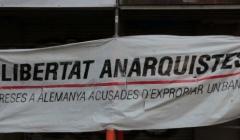 ESPAÑA: TRASLADO DE LISA A MADRID, ANARQUISTA CONDENADA EN ALEMANIA POR ATRACO A UN BANCO
