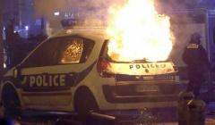 BESANÇON, FRANCIA: ATAQUE INCENDIARIO EN SOLIDARIDAD CON LXS REPRESALIADXS DEL G20 EN HAMBURGO
