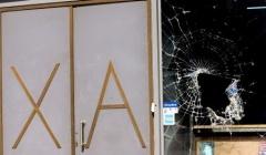 GRECIA: ACCIÓN REVOLUCIONARIA CONTRA LAS OFICINAS DEL PARTIDO FASCISTA AMANECER DORADO