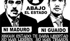 VENEZUELA: NI DICTADURA NI DEMOCRACIA. NUESTRA RESPUESTA ES EL CONFLICTO