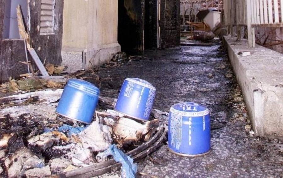SALÓNICA, GRECIA: ATAQUE EXPLOSIVO CONTRA MANPOWERGROUP EN SOLIDARIDAD CON EL LEVANTAMIENTO DE LOS EE. UU.