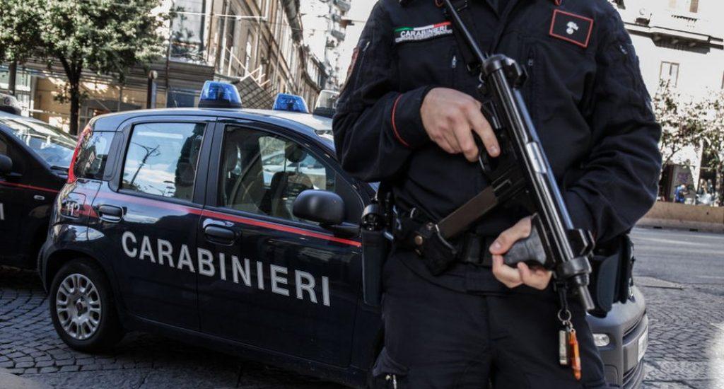 ITALIA: ALLANAMIENTOS EN ROMA, LATINA Y TURÍN.