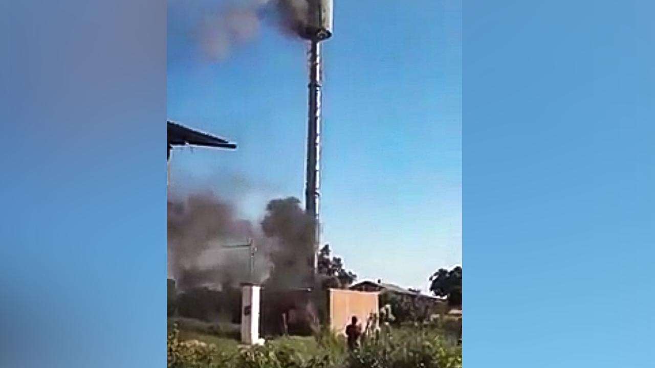 FRANCIA: ATAQUE INCENDIARIO CONTRA UN REPETIDOR DE TELÉFONOS MÓVILES