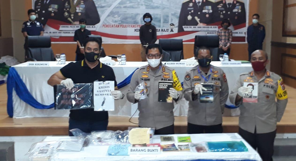 INDONESIA: SOLIDARIDAD CON LOS PRISIONEROS ANARQUISTAS EN TANGERANG Y BEKASI.