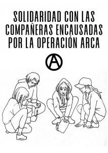 ESPAÑA: PANFLETO SOBRE OPERACIÓN ARCA – VÍDEO EXPLICATIVO