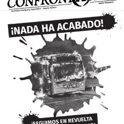 CHILE: ¡NADA HA ACABADO!  SEGUIMOS EN REVUELTA CONTRA TODA AUTORIDAD.