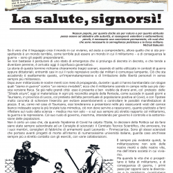 ITALIA: ¡SALUD, SEÑOR!